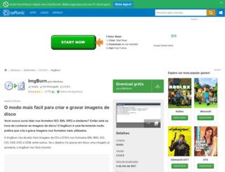 imgburn.softonic.com.br screenshot