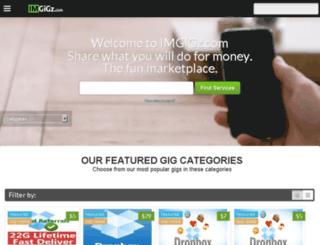 imgigz.com screenshot