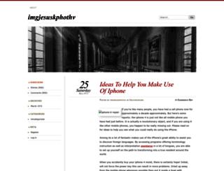 imgjesuskphothv.wordpress.com screenshot