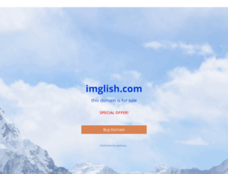 imglish.com screenshot