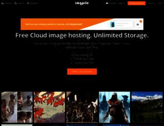 imgpile.com screenshot