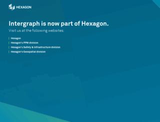 imgssupport.intergraph.com screenshot