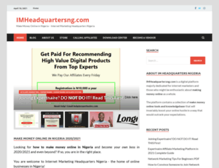 imheadquartersng.com screenshot