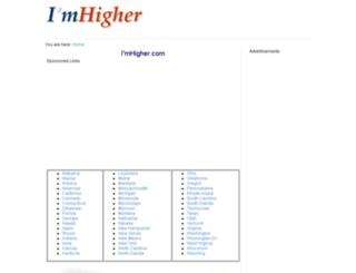 imhigher.com screenshot