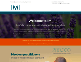 imi.com.hk screenshot