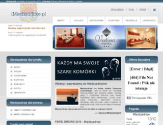imiedzyzdroje.pl screenshot