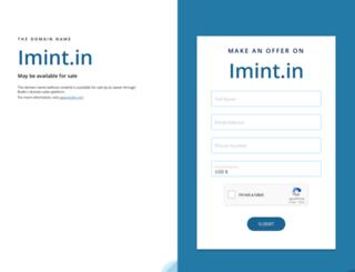 imint.in screenshot