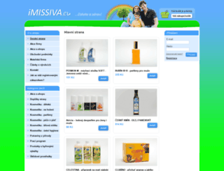 imissiva.eu screenshot