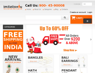 imitation4u.com screenshot
