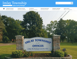 imlaytownship.org screenshot