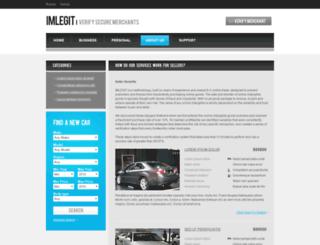 imlegit.com screenshot