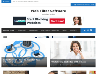 imlock.net screenshot