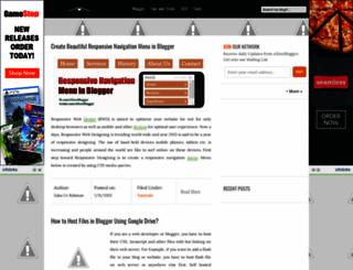 imlsoft.blogspot.in screenshot