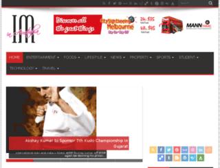 immagazine.com.au screenshot