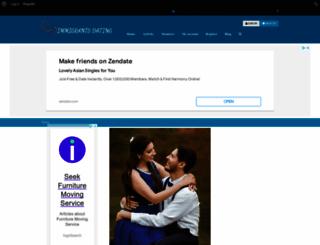 immigrantsdating.com screenshot