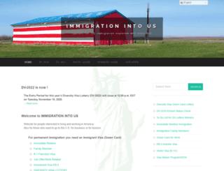 immigration-apps.com screenshot