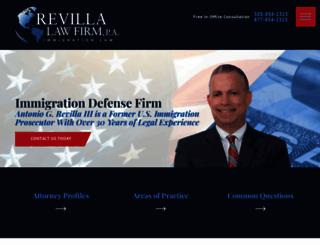 immigrationmiami.com screenshot