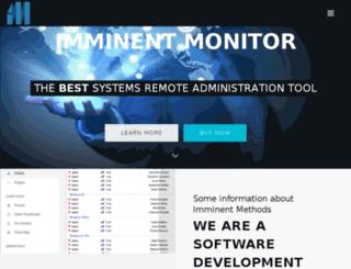 imminentmethods.info screenshot
