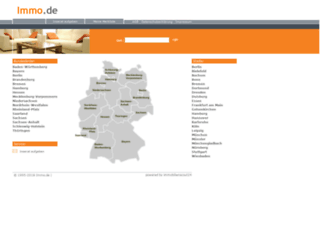 immo.de screenshot