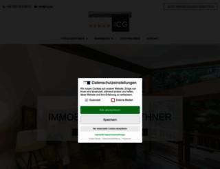 immo1001.com screenshot