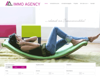 immoagency.at screenshot