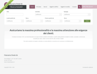 immobiliare-sartori.ch screenshot