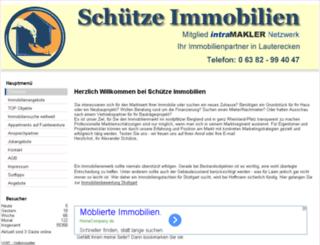 immobilien-glantal.de screenshot
