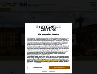 immobilien.stuttgarter-zeitung.de screenshot