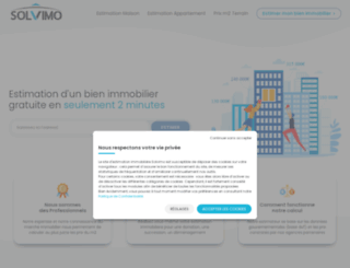 immobilier-marseille-5.solvimo.com screenshot
