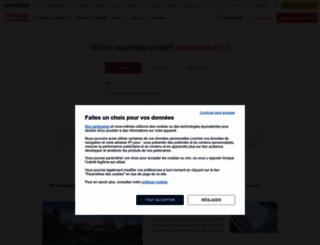 immobilier-paris.pro-a-part.com screenshot