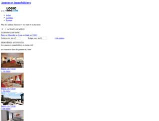 immobilier.lexpress.fr screenshot