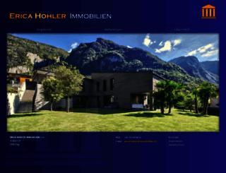 immohohler.ch screenshot