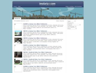 immolaria.com screenshot