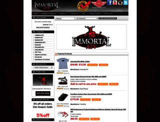 immortalatv.com screenshot