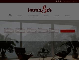 immoser.com screenshot