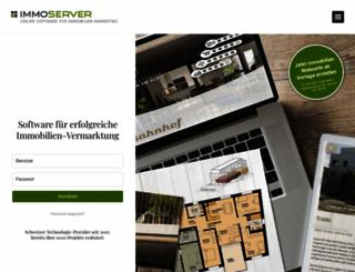 immoserver.ch screenshot
