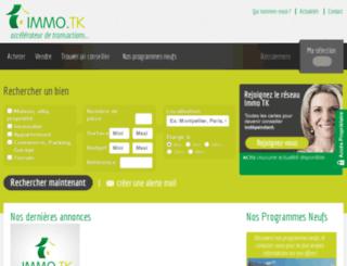 immotk.fr screenshot