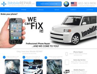 imobilerepair.com screenshot
