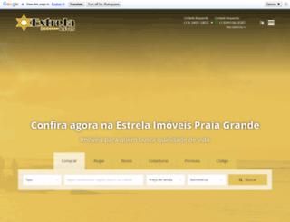 imobiliariadapraiagrande.com.br screenshot