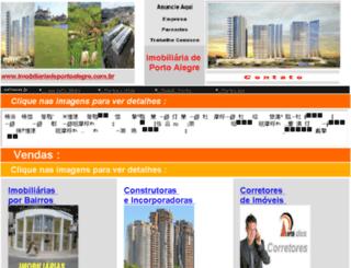 imobiliariadeportoalegre.com.br screenshot