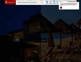 imobiliariainvest.com.br screenshot