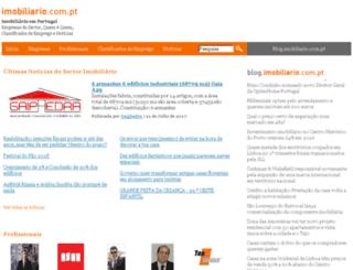 imobiliario.com.pt screenshot