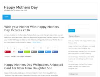 imothersdaypoems.com screenshot