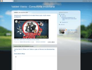 imoveisgranderio.blogspot.com.br screenshot