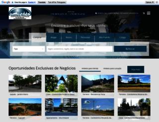 imoveisnovaera.com.br screenshot