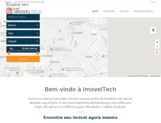 imoveltech.com screenshot
