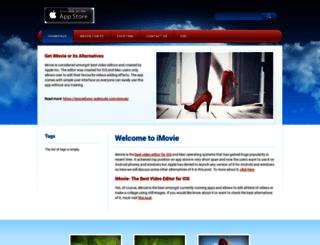 imovieforpc.webnode.com screenshot
