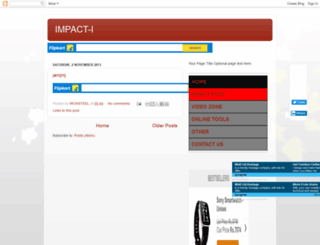 impact-i.blogspot.com screenshot