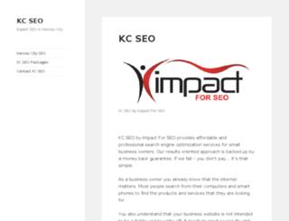 impactforseo.net screenshot
