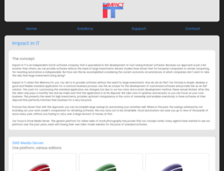 impactinit.com screenshot